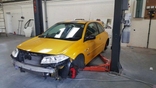 Renault Megane RS 230 F1 Repair